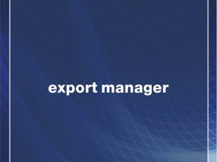 INTERNAZIONALIZZAZIONE Export Manager
