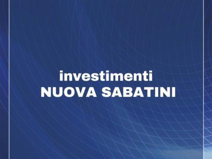 INDUSTRIA 4.0 nuova Sabatini