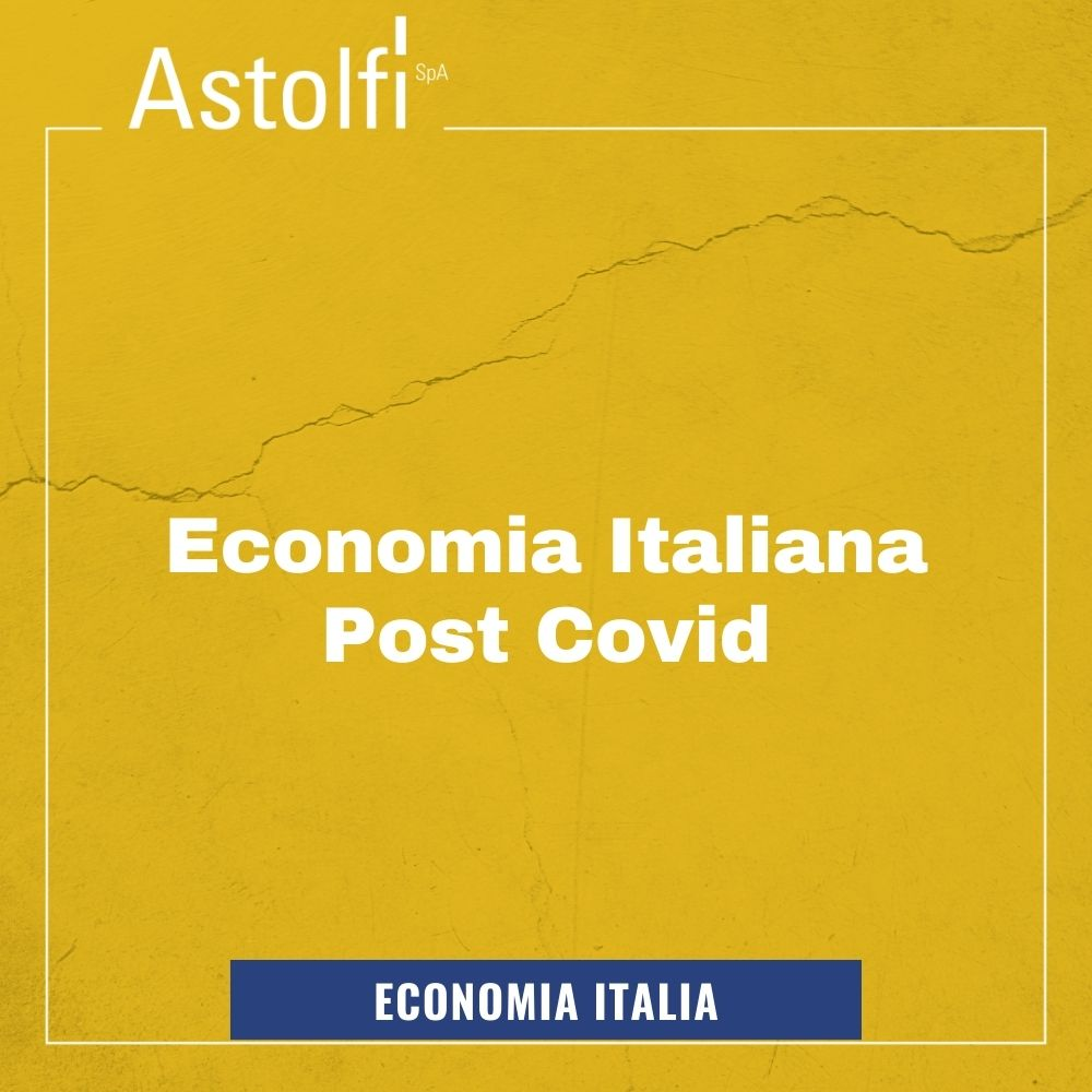Economia Italiana post Covid
